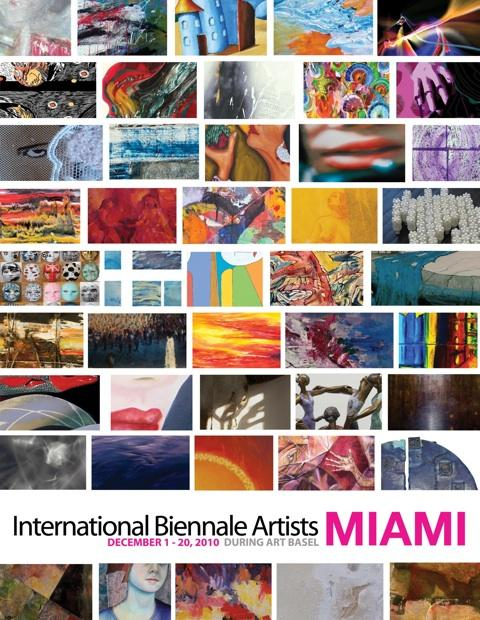 International Biennale Artists