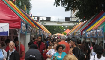 Miami International BOOK Fair 2012