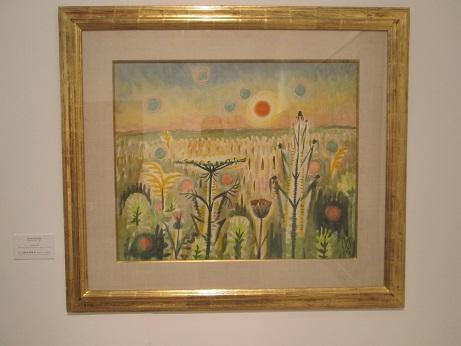 Charles Birchfield DC Moore Art Gallery N.Y.  Miami Art Reviews