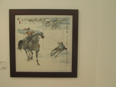 China Traditional Painting Academy Miami 2012