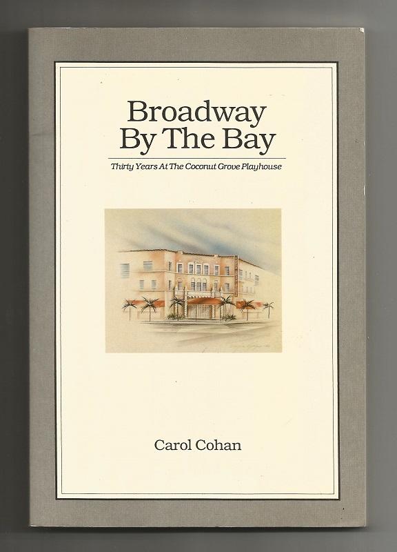 Carol Cohan's book Coconut Grove